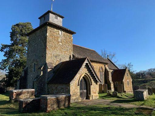 Wotton Church.