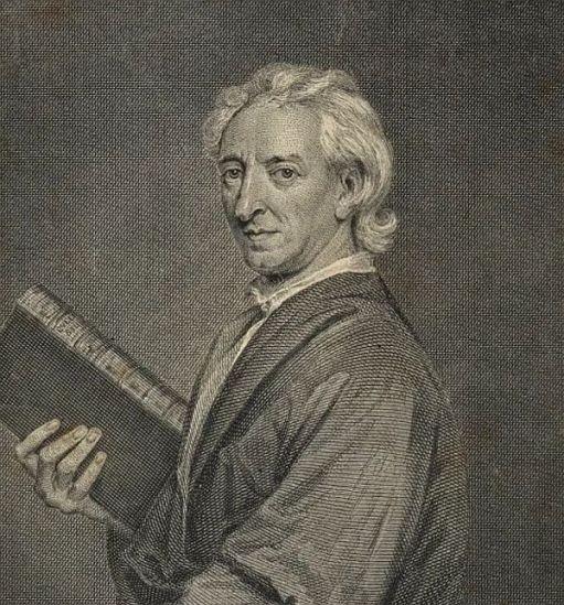 John Evelyn.