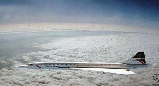 Concorde.