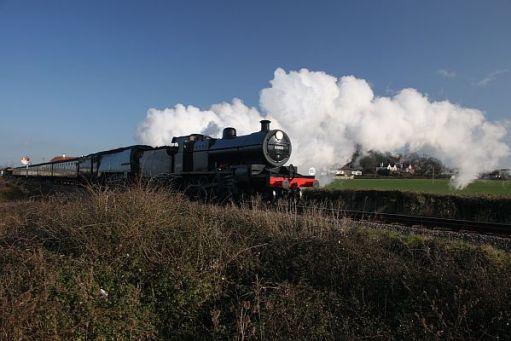 Double Header. Blue Anchor. 2006. West Somerset Railway.