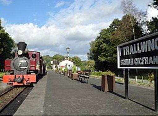 Welshpool & Llanfair Railway.