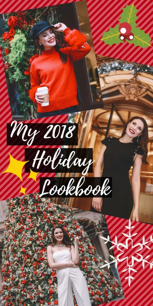 30bcbc5514fa My 2018 Holiday LookBook! Women's Winter Fashion and Holiday Styles | Sexy  & Glam Fashion