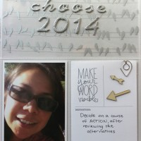 Choose - One Little Word | January