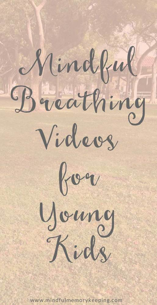 6 Sweet Mindfulness Videos for Young Kids (1/2)