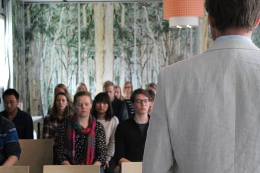 mindfulness meditatie bijeenkomsten op het werk