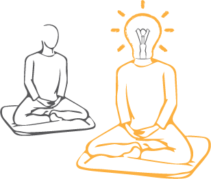 Individuele begeleiding bij mindfulness meditatie