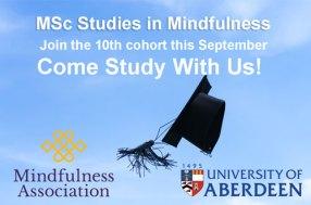 MSc Studies in Mindfulness