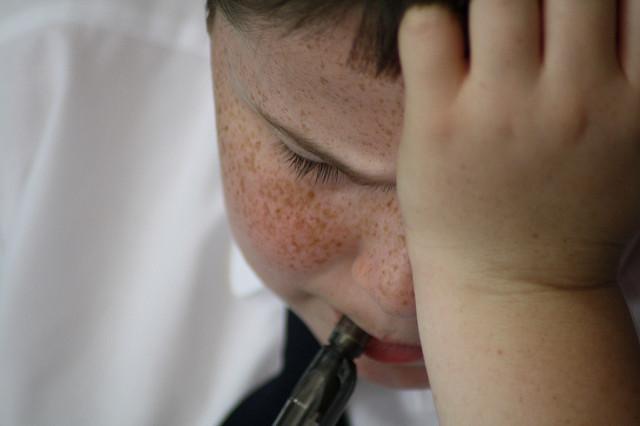 I bambini possono essere stressati?