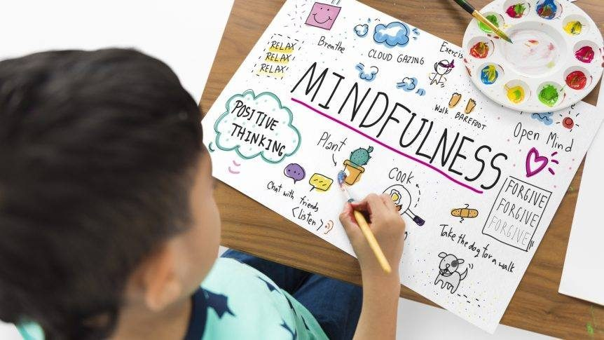 Giochi di mindfulness: laboratorio per bambini