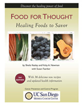 Food for Thought: Healing Foods to Savor by Vicky Newman, MS, RDN