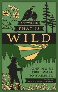 anywhere that is wild book cover