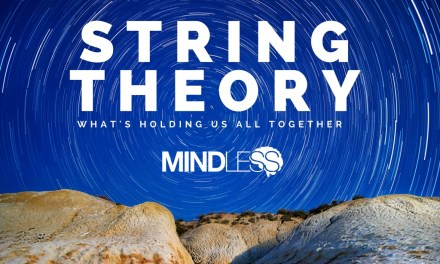 String Theory: What's holding us all together!