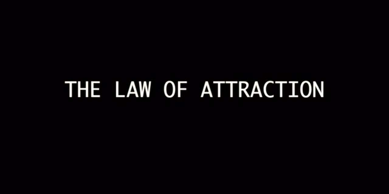 The law of attraction works, if you do