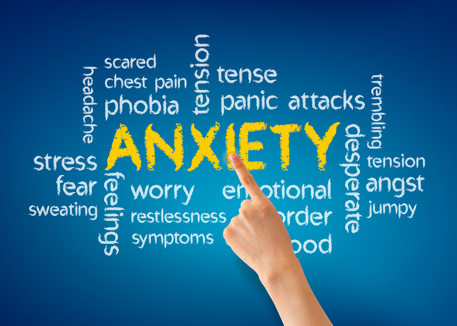 16 Signs That You Might Have Anxiety Disorder And How To
