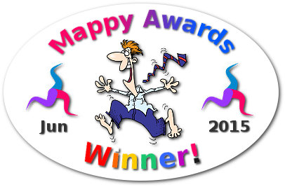 what is mind mapping Mappy Awards June 2015 Winner! imindmap