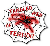 """Tangled Web of Terror"" logo"