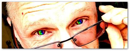 """magical musical mind map tour"" Sab Will Rainbow Eyes"