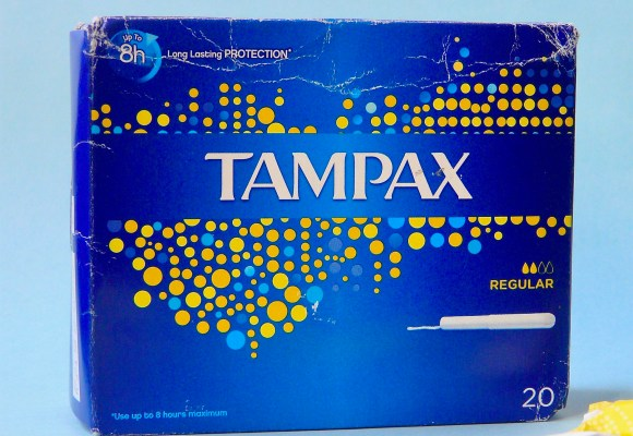 Do Men Get A Say on Female Sanitary Products?