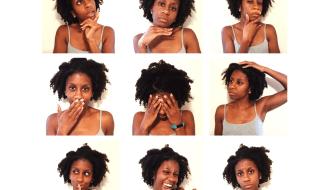 Mid-30s Women Collage