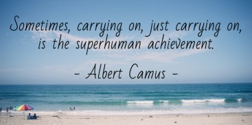 camus quote for article