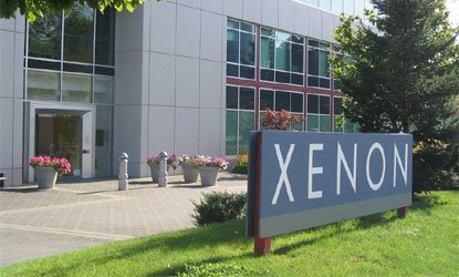 Xenon headquarters