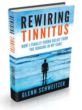 Rewiring Tinnitus 3D Cover
