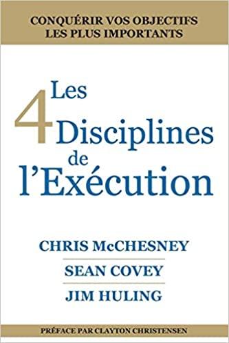 Les 4 disciplines de l'exécution