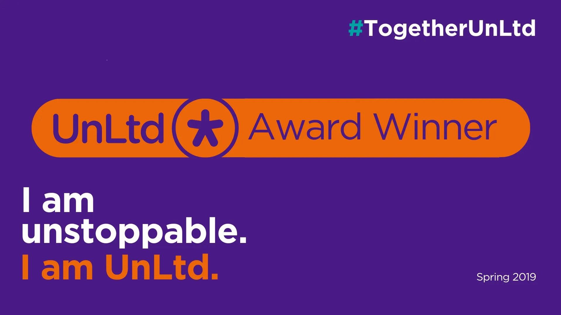 UnLtdTogether Award image