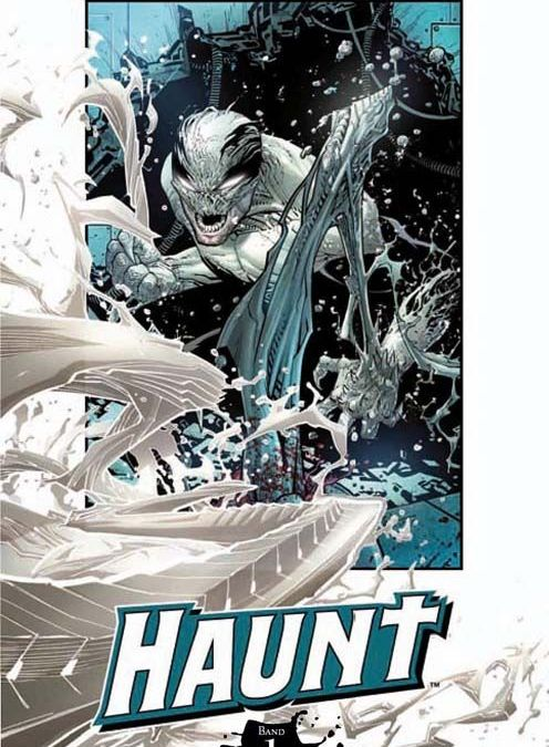Comicreview: Haunt – Band 1