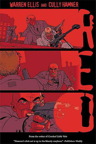 Comicreview: RED