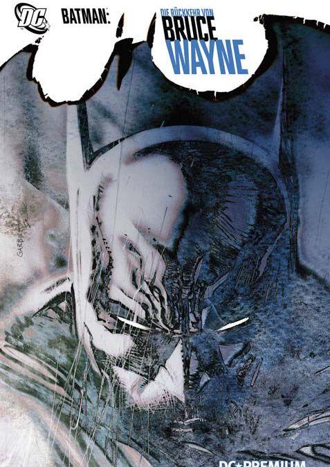 Comicreview: Batman – Die Rückkehr von Bruce Wayne