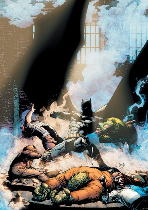 DCnU-Review: Batman #1