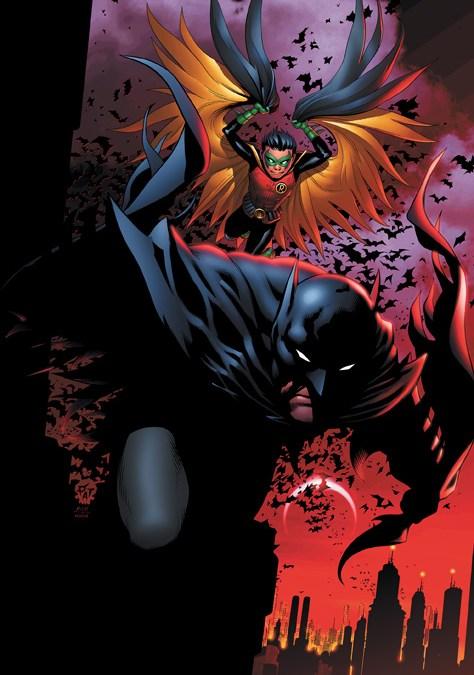 DCnU-Comicreview: Batman & Robin #1