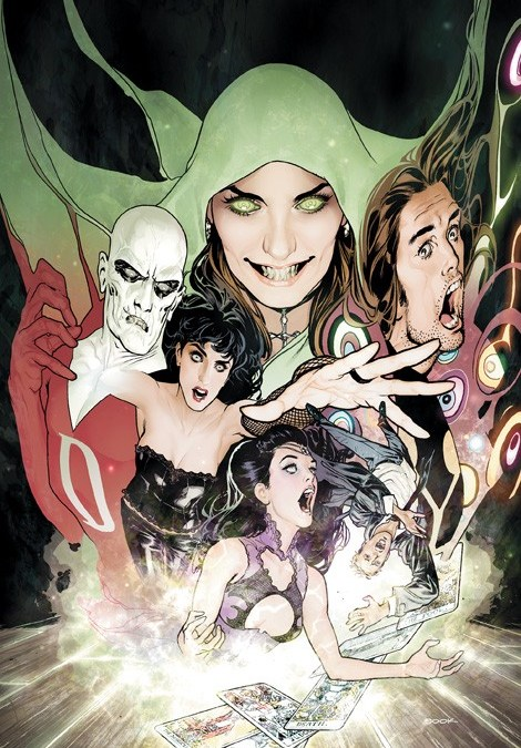 DCnU-Comicreview: Justice League Dark #1 und Flash #1
