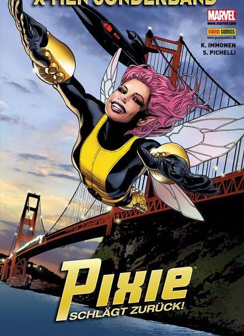 Comicreview: X-Men Sonderband – Pixie schlägt zurück