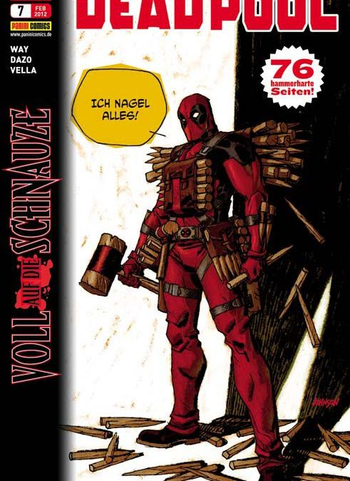 Comicreview: Deadpool #7