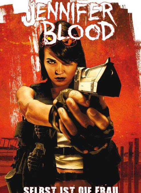 Comicreview: Jennifer Blood Bd. 1