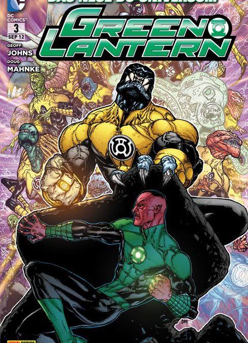 Comicreview: Green Lantern #3
