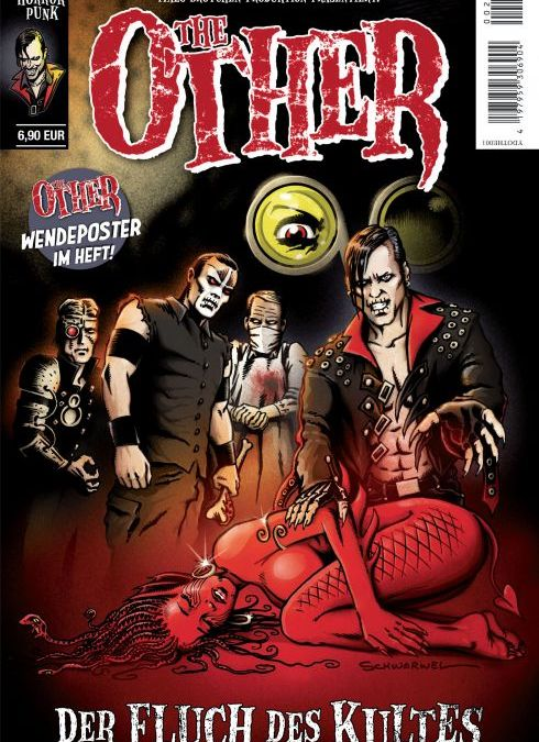 Comicreview: The Other & Der Fluch des Kultes