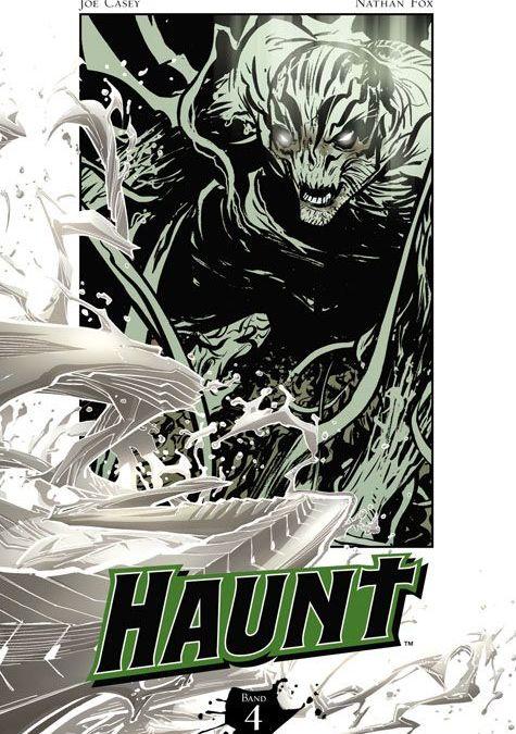 Comicreview: Haunt #4