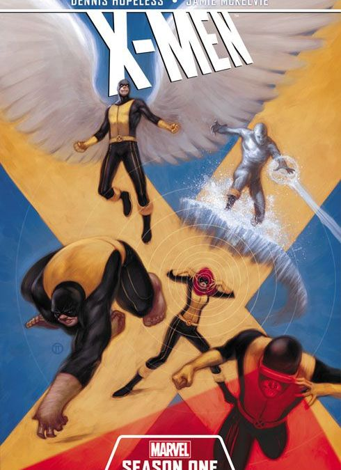 Comicreview: X-Men – Season One