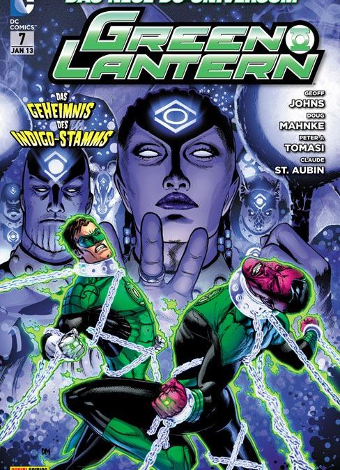 Comicreview: Green Lantern #7