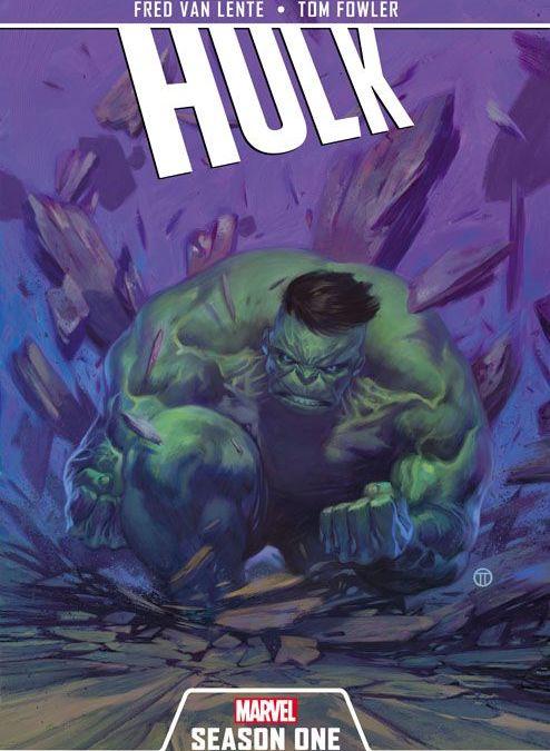 Comicreview: Hulk – Season One