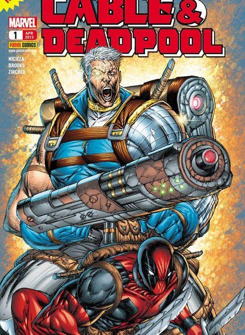 "Comicreview: ""Cable & Deadpool 1 – Wenn Blicke töten könnten"" von Panini"