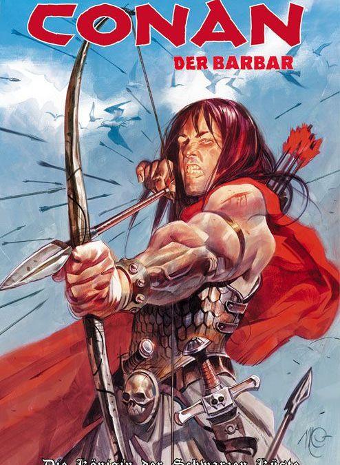 "Comicreview: ""Conan der Barbar"" Band 1"