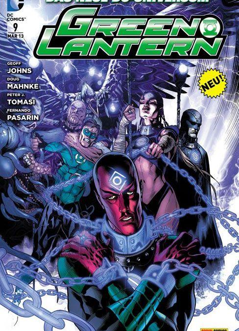 Comicreview: Green Lantern #9