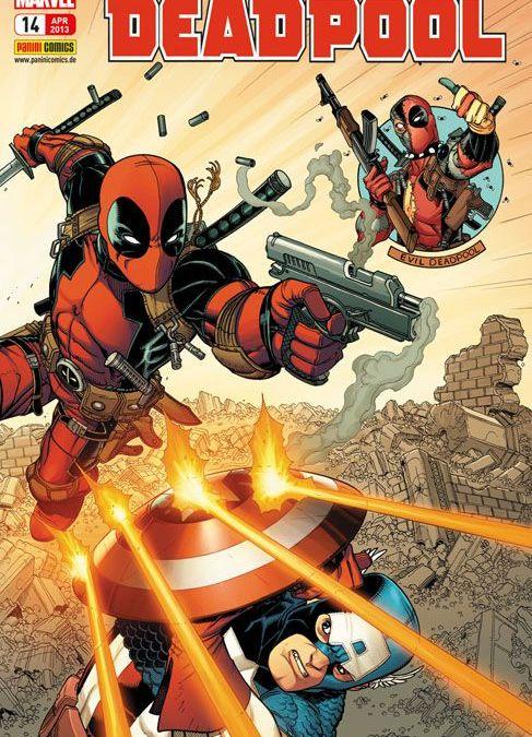 Comicreview: Deadpool #14