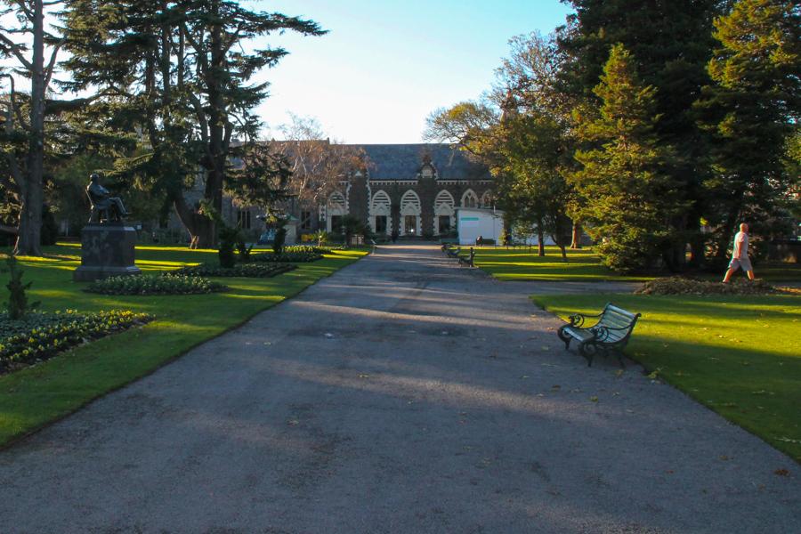 Die schönen Seiten von Christchurch