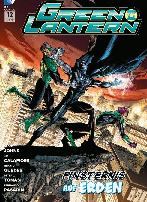 Comicreview: Green Lantern #12