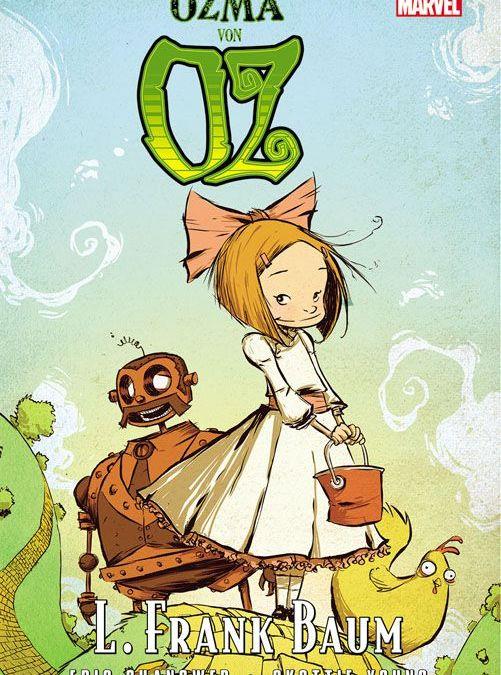 Comicreview: Ozma von Oz
